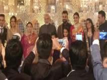 'विरुष्का'च्या दिल्लीतील ग्रँड रिसेप्शनला पंतप्रधान मोदींची खास उपस्थिती!