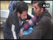 Jammu Kashmir : पोलीस स्टेशनवर दहशतवाद्यांचा ग्रेनेड हल्ला