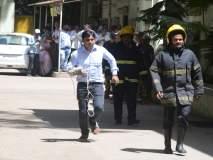 नाशिकच्या बीएसएनल कार्यालयात बेवारस बॅग अन् पोलिसांची धावपळ.