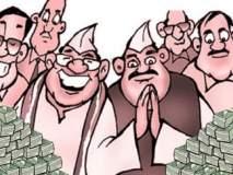 Lok Sabha Election 2019 रत्नागिरी-सिंधुदुर्गकडे बड्या नेत्यांची पाठच - प्रचारात रंगत नाही - उध्दव ठाकरे यांचाच एकमेव दौरा