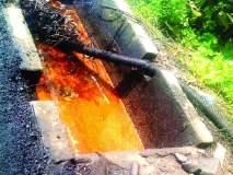 धरणाचे पाणी दूषित करणाऱ्या कारखान्यांविरोधात गुन्हे?