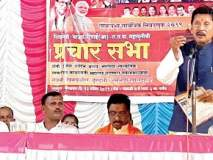 Lok Sabha Election 2019 हॉस्पिटल, पंप बांधून कोणाचा विकास केला? : --दीपक केसरकर