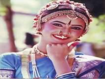 प्राजक्ता माळीचा १५ वर्षांपूर्वीचा हा फोटो तुम्हालाही आवडेल, भरतनाट्यमच्या आठवणींना उजाळा