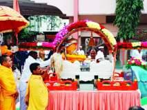 लाखो भाविकांनी फुलली संतनगरी; 'श्रीं'चा प्रकट दिन सोहळा उत्साहात!