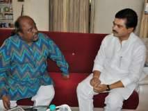 प्रमोद कांबळे यांचा स्टुडिओ पुन्हा उभा करण्यासाठी सरकार मदत करील- राम शिंदे
