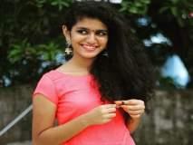 Video : ...अन् पुन्हा प्रियाने मारला डोळा, लाखो चाहते घायाळ