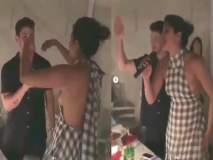 OMG...! प्रियंका चोप्राची कॅमेऱ्यात कैद झाली Oops Moment, पाहा हा व्हिडिओ