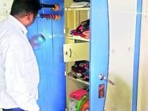 अमळनेर तालुक्यातील मंगरूळ येथे फौजदाराच्या घरी चोरी