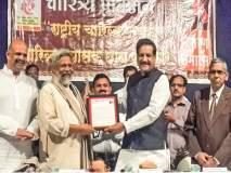 गंगेच्या पुनरुज्जीवनासाठी आंदोलन : डॉ़ राजेंद्र सिंह; पुण्यात राष्ट्रीय चारित्र्य पुरस्कार प्रदान