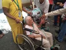 Maharashtra Election Voting Live :ज्येष्ठ नागरिकांचा उत्साह तरुणांना लाजविणारा!