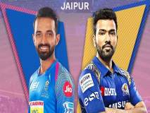 MI vs RR, IPL 2018 : कृष्णप्पा गौतमची दमदार फलंदाजी, राजस्थानचा रॉयल विजय