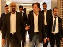 VIDEO : दुबई विमानतळावर 'राहुल-राहुल' च्या घोषणा; राहुल गांधी UAE च्या दौऱ्यावर