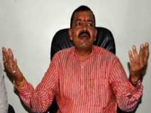 शहरात माणसे राहतात की जनावरे : महापौर राहुल जाधव संतप्त