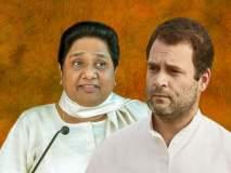 PM पदासाठी राहुल गांधी यांच्यापेक्षा मायावती योग्य; बसपा नेत्याचे विधान