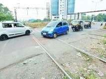 रेल्वेफाटकावरचा 'तो' रस्ता बेकायदेशीरच!
