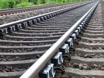 कामगाराची रेल्वेसमोर आत्महत्या