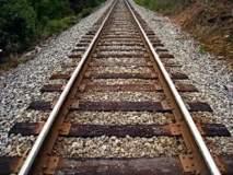 तेर येथे रेल्वेच्या धडकेत एकाचा मृत्यू