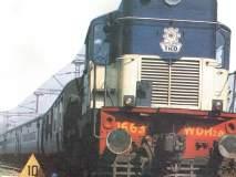 नांदेड विभागातील रेल्वेगाड्या लेटलतीफ; एकही रेल्वे धावत नाही वेळेवर