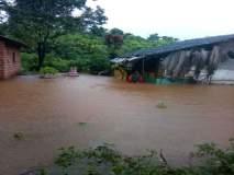 गोव्यातील घरांत शिरले पाणी, सरकारची अनास्था पाण्यावर तरंगली