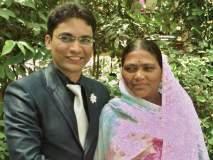 आईच्या योगदानामुळे मिळाली जीवनाला दिशा : राजेंद्र भारूड