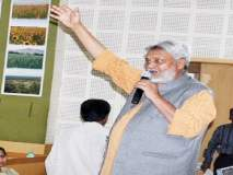 नद्याजोड प्रकल्प देशासाठी धोकादायक - जलतज्ज्ञ राजेंद्र सिंह
