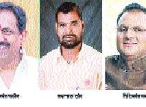 राजू शेट्टी-जयंत पाटील यांच्याविरोधात कोण? : भाजपच्या झेंड्याला 'रयत'ची किनार