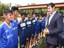 'खेलो इंडिया'त कॉर्पाेरेट जगताचे स्वागत - राज्यवर्धन सिंह राठोड