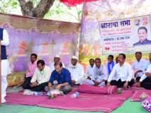आदर्श गाव योजनेतील गावांच्या सर्वांगीण विकासासाठी शासन प्रयत्नशील -राम शिंदे