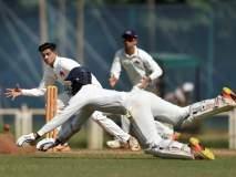 रणजी क्रिकेट : तामिळनाडू विरुद्ध मुंबई