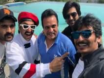 रणवीर सिंग ८३ विश्वविजेत्या क्रिकेटच्या टीमसोबत करतोय धमाल मस्ती, पाहा व्हिडिओ