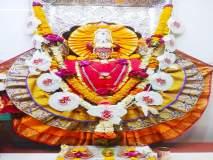 राशीनची येमाई देवी व महादेवांचा रंगला पारंपरिक विवाह सोहळा