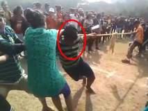 Video : धक्कादायक! सोमय्या महाविद्यालयात रस्सीखेच खेळताना विद्यार्थ्याचा दुर्दैवी मृत्यू