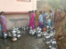 राऊत परिवाराचा वसा;हनवतखेडावासियांनास्वखर्चाने पाणी पुरवठा