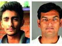 रणजी ट्रॉफीच्या अंतिम सामन्यात अकोल्याचे दोन खेळाडू