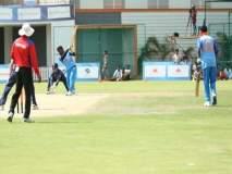 भारताच्या अंध क्रिकेट संघाने पहिल्या T20I सामन्यामध्ये इंग्लंडचा दणदणीत पराभव केला