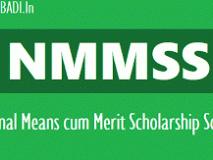 'एनएमएमएस' परीक्षेसाठी विद्यार्थ्यांची नोंदणी