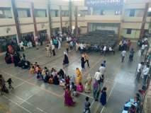 Maharashtra Election Voting Live : रिसोड विधानसभा मतदारसंघात दुपारपर्यंत ३५.७६ टक्के मतदान
