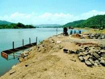 भरावामुळे खाडीकिनारे धोक्यात; जेटी बांधकामामुळे नदीपात्र बाधित