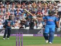 IND vs ENG 1st One Day : पहिल्या वनडेत भारताचा आठ विकेट्सने विजय