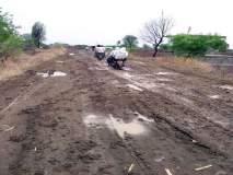 परभणी जिल्ह्यातील गाव रस्त्यांचा निधी अडकला मंत्रालयात