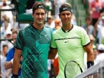 एटीपी टेनिस: फेडरर, नदाल उपांत्यपूर्व फेरीत