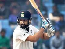 ऑस्ट्रेलिया दौऱ्यासाठी भारतीय कसोटी संघात येणार रोहित शर्मा...