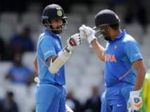 ICC World Cup 2019, IND vs AUS : गब्बर-हिटमॅन ही जोडी आहे कमाल, वाचा काय केली धमाल!