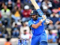 ICC World Cup 2019, IND vs AUS : हिटमॅन रोहितनं मोडला तेंडुलकर, रिचर्ड यांचा विक्रम