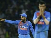 India vs New Zealand ODI : रोहित शर्माच्या नेतृत्वाखाली बदलाचे वारे, चौथ्या सामन्यासाठी संघात नवीन चेहरे