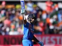 रोहितकडून इंग्लंडविरुद्धचं शतक 'त्या' गेंड्याला समर्पित, जगाला दिला मोलाचा संदेश