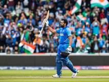 India Vs Bangladesh, Latest News : रोहित शर्माने पहिला नंबर लावला; अशी कामगिरी करणारा पहिला भारतीय