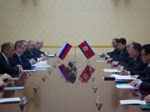 ट्रम्प-किम भेटीच्या पार्श्वभूमीवर रशियाचे परराष्ट्रमंत्री उत्तर कोरियात दाखल