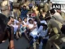 Sabarimala Temple : केरळमध्ये हिंदू संघटनांचे हिंसक आंदोलन, 745 जणांना अटक