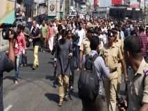 अयप्पा मंदिरातील महिला प्रवेशाविरोधात केरळमध्ये हिंदू संघटनांचे हिंसक आंदोलन